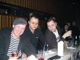 BERLINALE-party mit RUSSICO-friends,Moscow;RUS